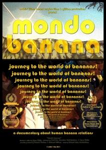 Mondo Banana poster